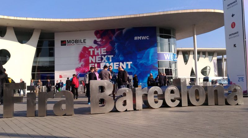 MWC Fira Barcelona