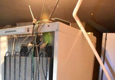 serwer udający lodówkę