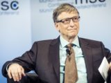 Bill Gates na konferencji MSC 2017