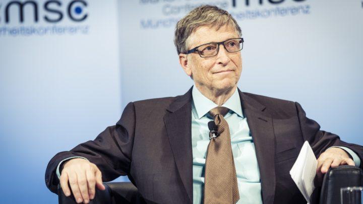 Bill Gates odchodzi z zarządu Microsoft