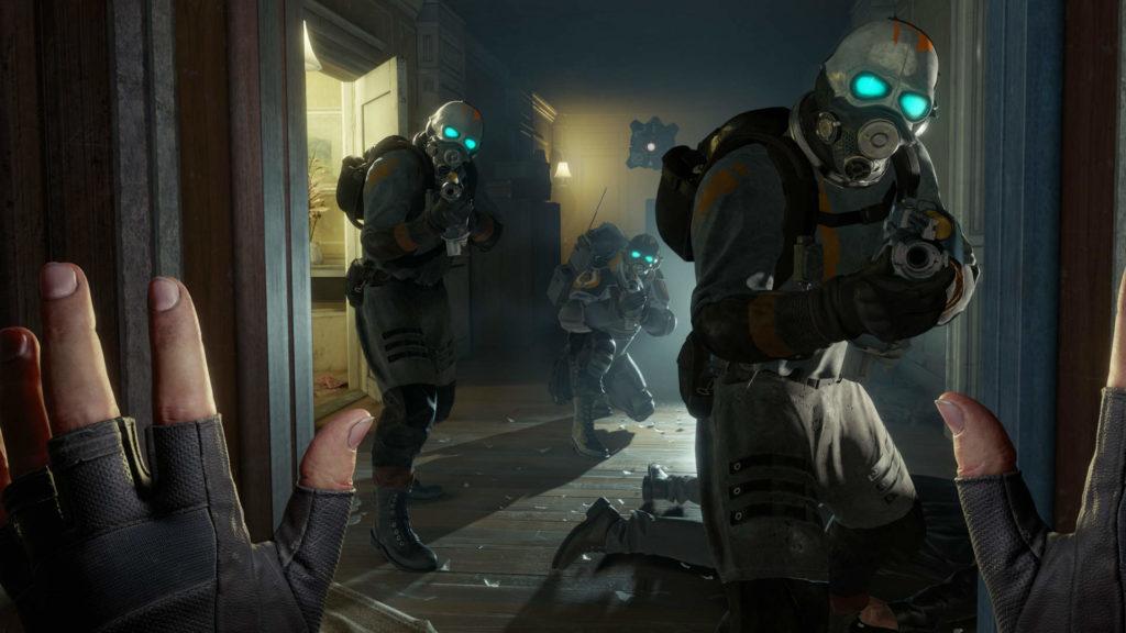 Half-Life Alyx naHTC Vive