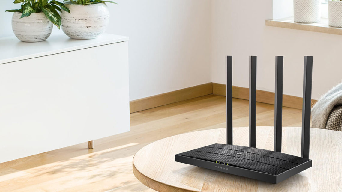 TP-Link Archer C80 – szybki router Wi-Fi wprzystępnej cenie