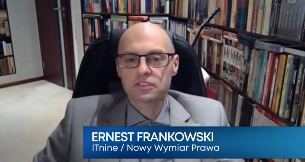 Ernest Frankowski ITnine