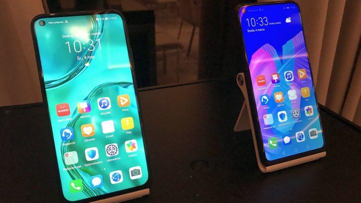 Huawei P40 lite iP40 lite E zadziwiająco tanie wPolsce. Niezadziała nanich część aplikacji