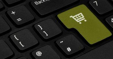 klawiatura do zakupów online