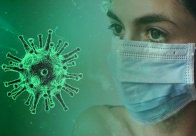 koronawirus ikobieta wmaseczce ochronnej