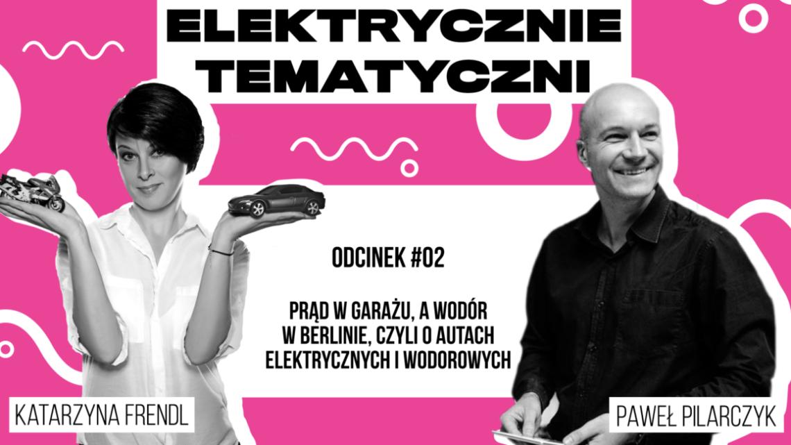 Samochody wodorowe (Elektrycznie Tematyczni #2)