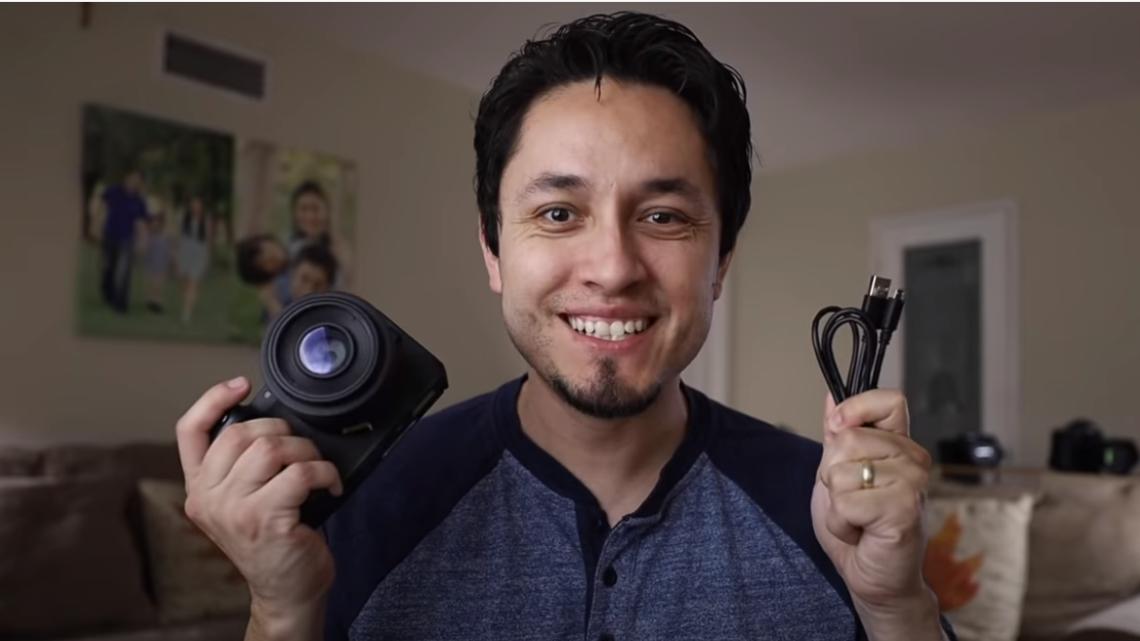 Aparat Canon jako kamera internetowa. Studyjna jakość navideocallu