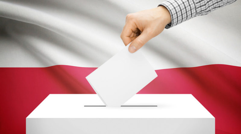 głosowanie wybory urna koperta