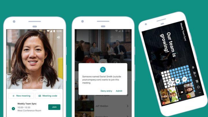 Google Meet zadarmo dla wszystkich, G Suite Essentials bezpłatny dla przedsiębiorstw
