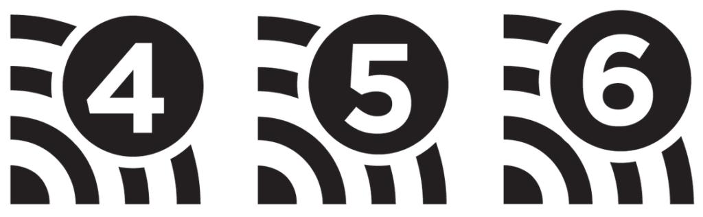 Wi Fi ikonki