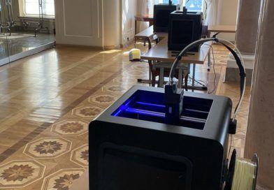 drukarki 3D wPałacu Prezydenckim