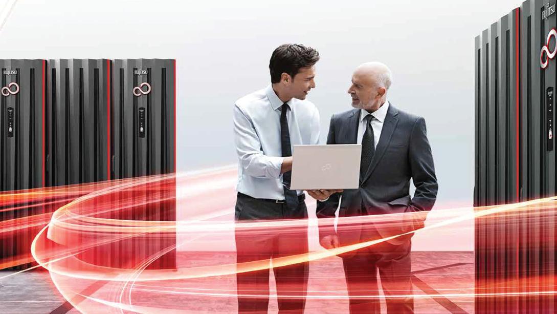 Fujitsu – dostawca IT czypartner biznesowy?