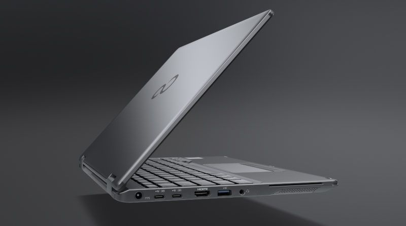 FUJITSU Tablet LIFEBOOK U939X Product Image left