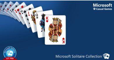 Microsoft Solitairae