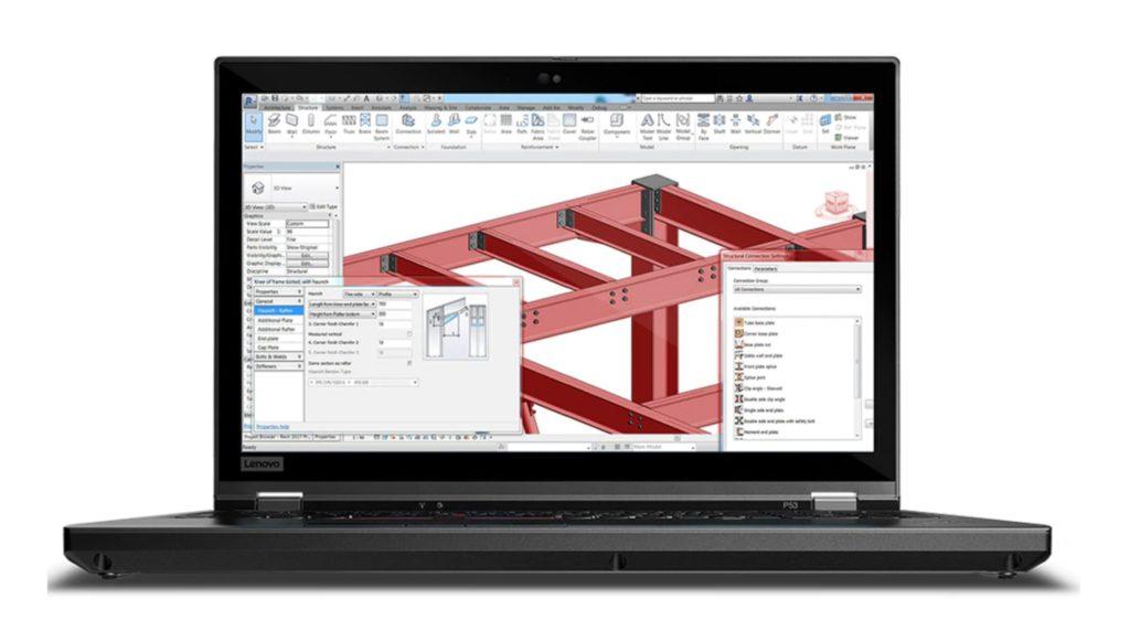 ThinkPad P53 CAD
