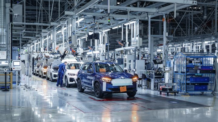 Elektryczny BMW iX3 wsprzedaży jeszcze wtym roku