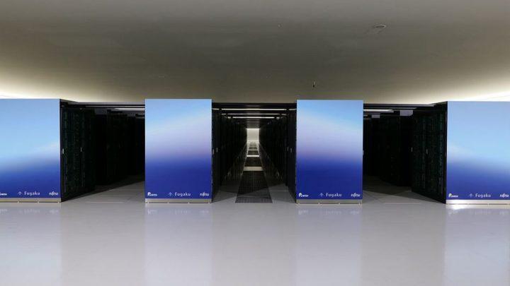 Fugaku, superkomputer zARM, najszybszy naświecie. Koniec hegemonii x86