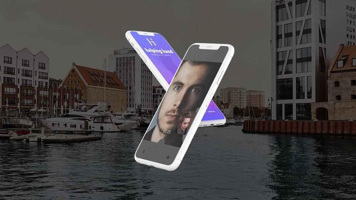 Aplikacja Helping Hand pomaga wGdańsku walczyć zuzależnieniami