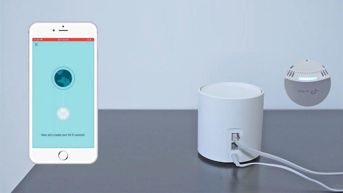 TP-Link Deco X20: mesh wstandardzie Wi-Fi 6