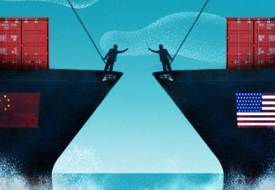 China vs USA ships