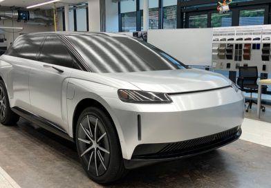 samochód elektryczny Dyson