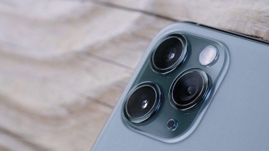 iPhone 11 aparat iPhone'a