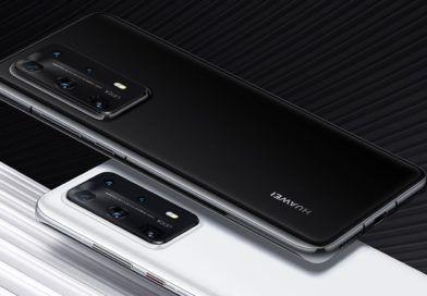 Huawei P40 Pro+ 5G czarny ibiały