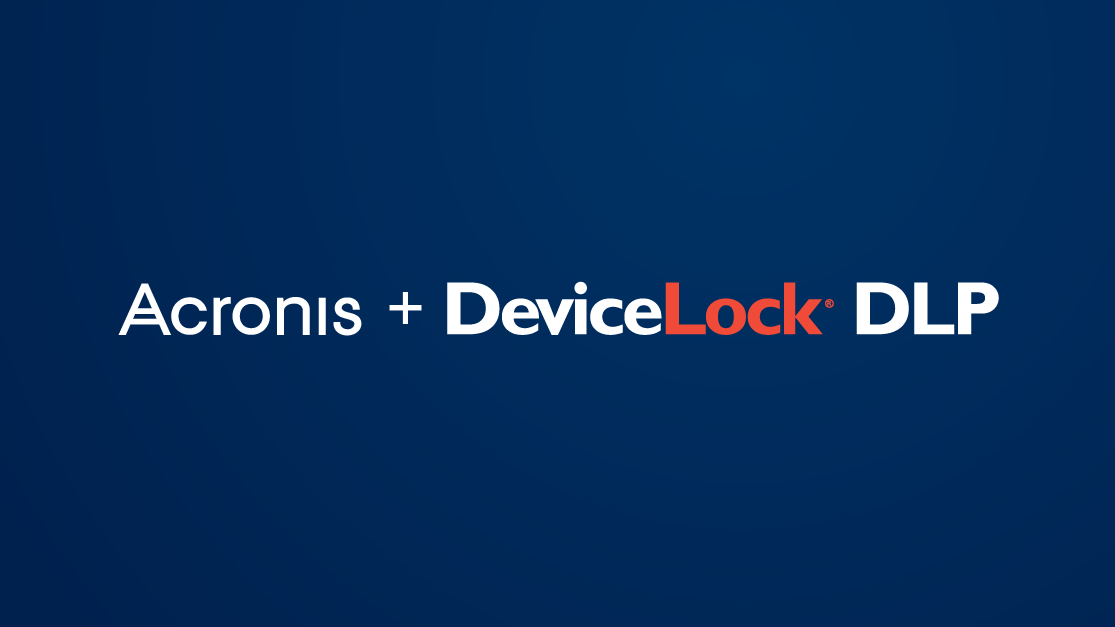 Acronis przejmuje DeviceLock