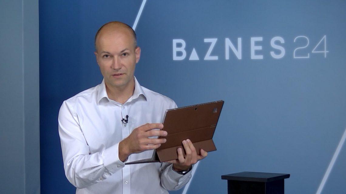 HP Elite x2 G4 zbliska – ITbiznes wBiznes24, odc. 18