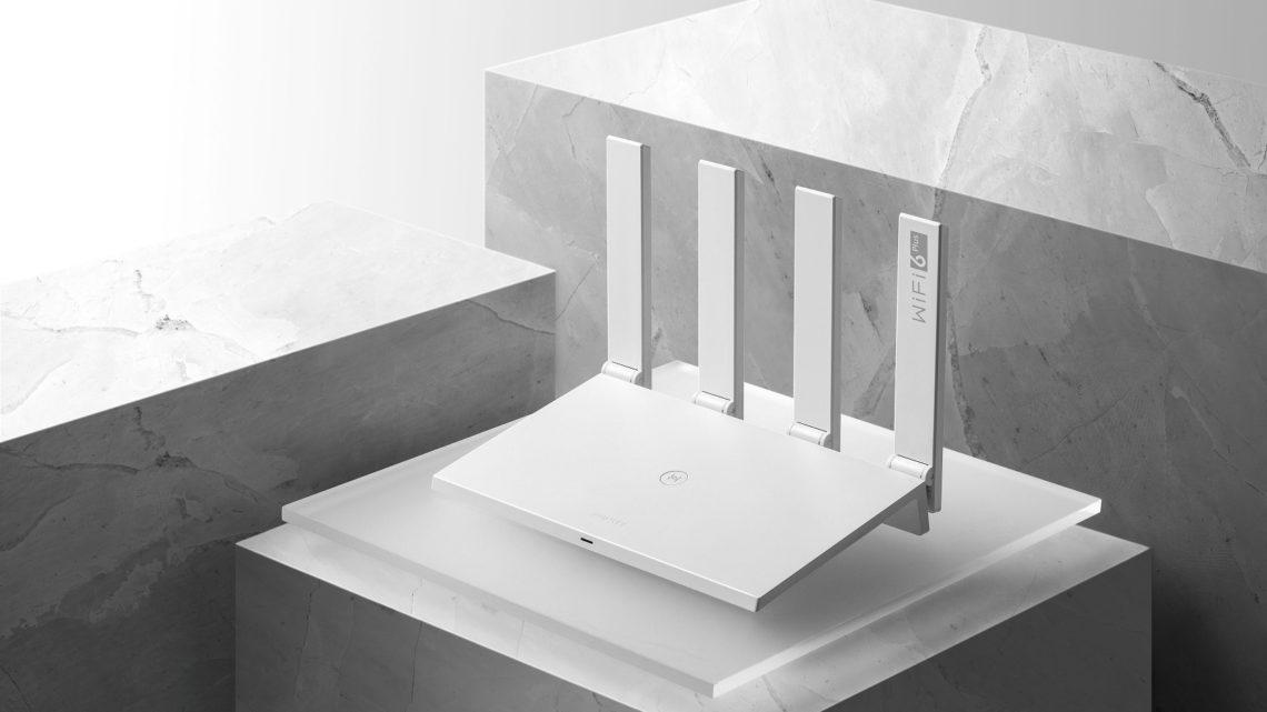 Huawei WiFi AX3 – router ztechnologią Wi-Fi 6 Plus