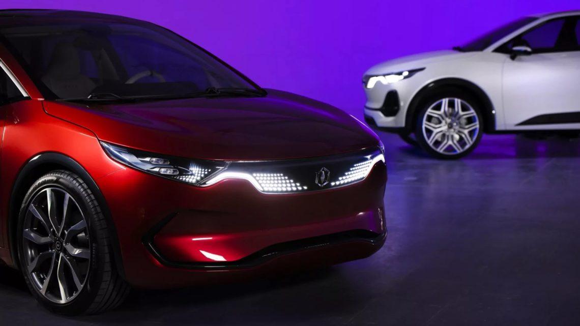 Izera – polski samochód elektryczny zaprezentowany