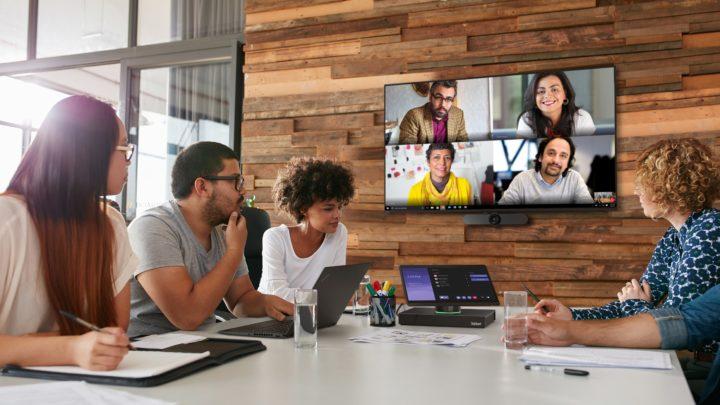 Lenovo ThinkSmart Hub 500 – zintegrowany system telekonferencyjny