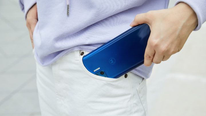 Motorola moto g 5g plus – przystępny cenowo smartfon 5G