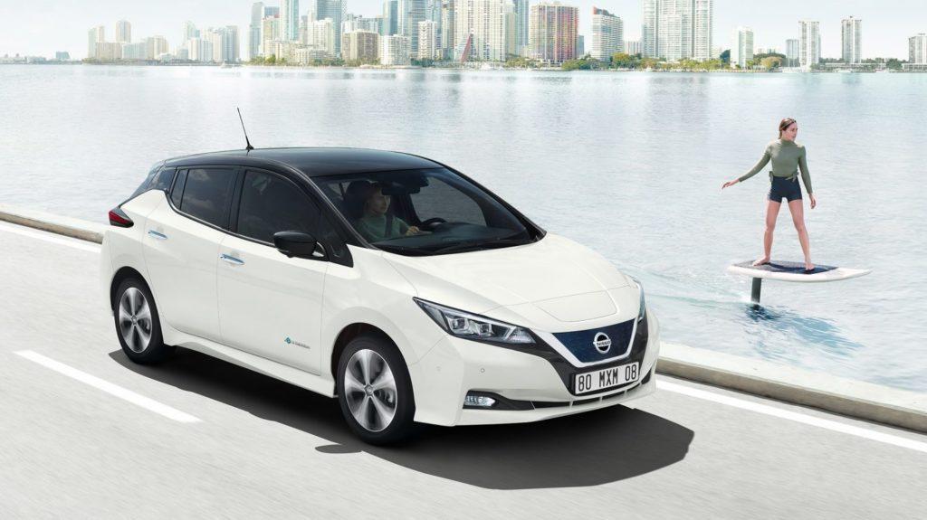 Wirtualne zakupy Nissan