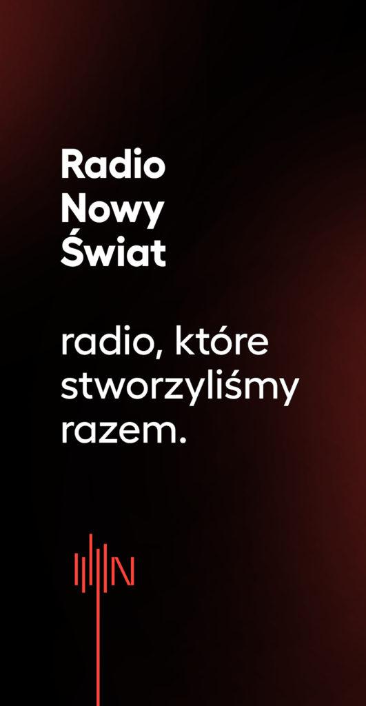 Radio Nowy Świat aplikacja screenshot 1