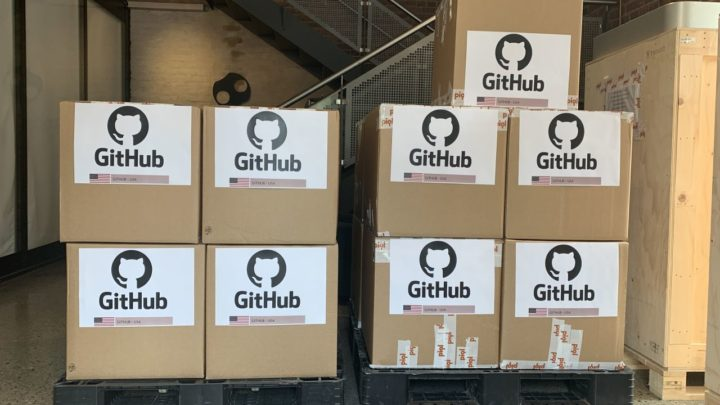 GitHub zarchiwizowany nawypadek apokalipsy. 21 TB  kodu wbunkrze naSpitsbergenie