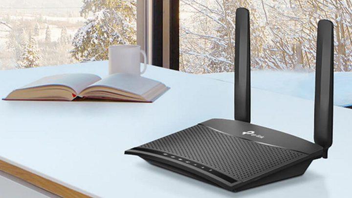 TP-Link TL-MR100: przenośny router dointernetu mobilnego