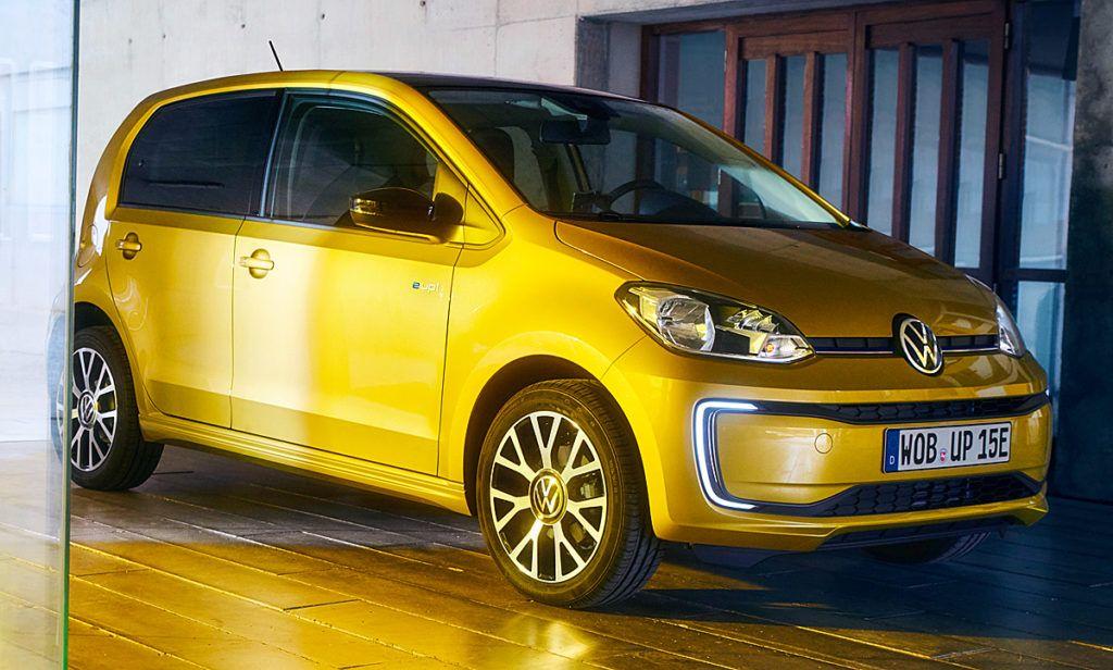 Volkswagen eup