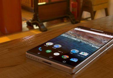 smartfon zAandroidem
