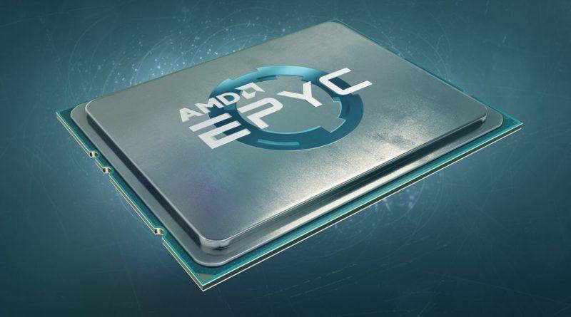 procesor AMD EPYC