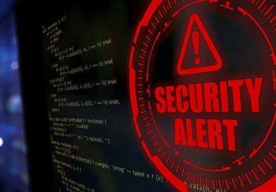 alert bezpieczeństwa