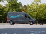Mercedes-Benz, Amazon, elektromobilność – cel: emisja zero