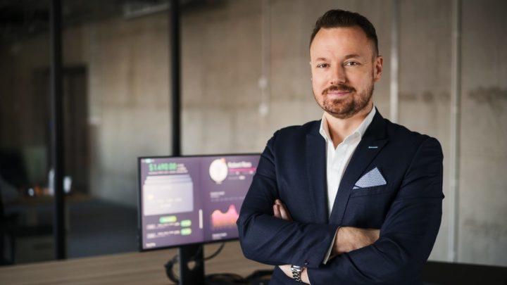 Sławomir Podolski zeSpyrosoft ipionierskie rozwiązanie fintech