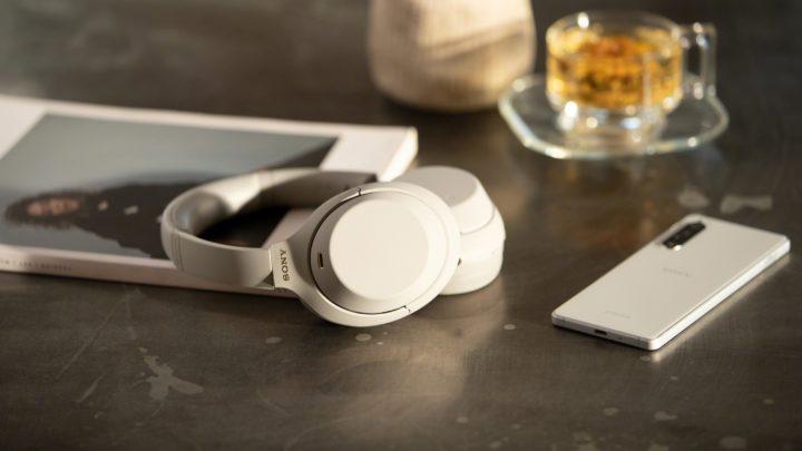 Sony WH-1000XM4 – flagowe słuchawki zANC jeszcze lepsze