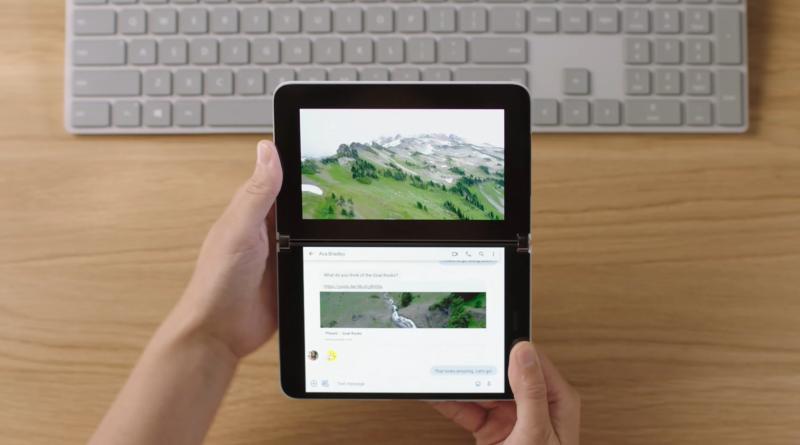 Surface Duo screenshot 2