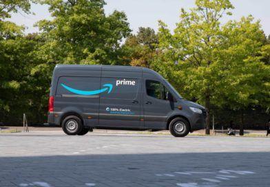 Elektryczny Mercedes Amazona