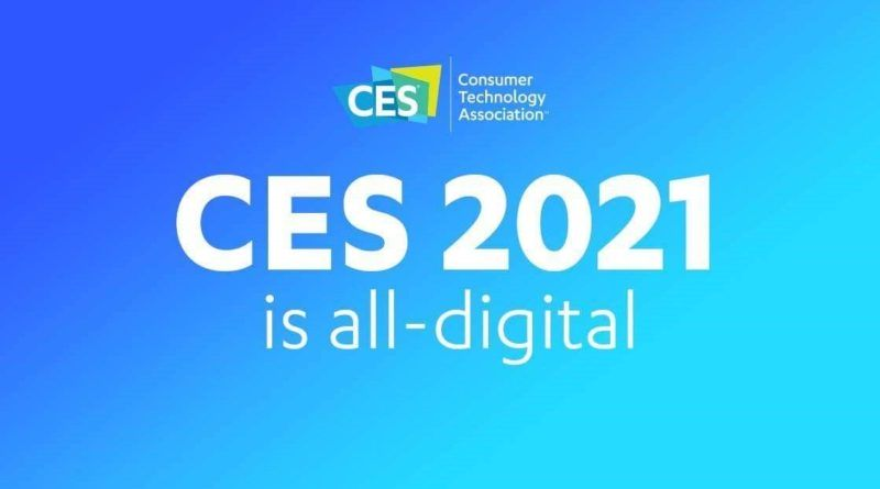CES 2021 all-digital