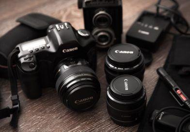 Canon aparat obiektywy