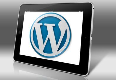 WordPress, Tablet